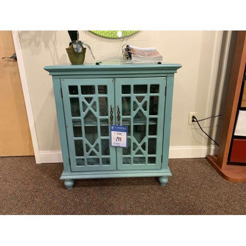 Blue Decorative Cabinet Style #50694