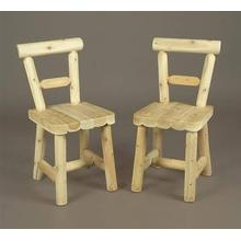 See Details - Solid Seat Dining Chair