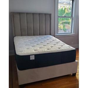 """Home Elegance - Beige Bed 48"""""""