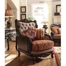 Homey Desing HD3630C Living Room Accent Chair Houston Texas