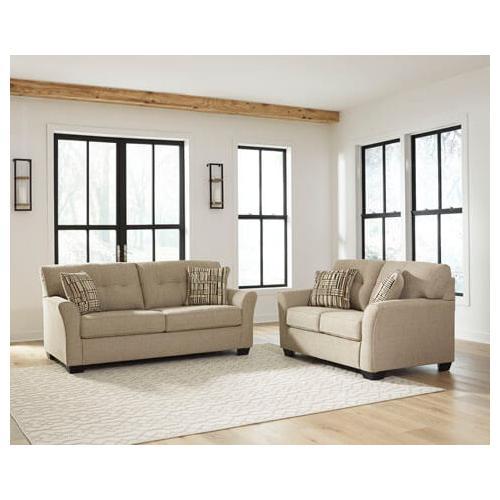 - Ardmead Sofa and Loveseat Set