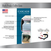 High Peaks Collection - Cascade - Firm