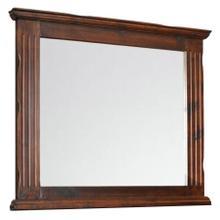 See Details - Marquis Brown Bedroom Mirror
