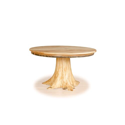 Custom Hickory Stump Tables