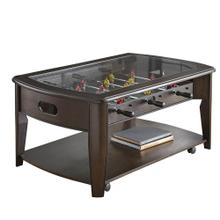Diletta Cocktail Table with Foosball