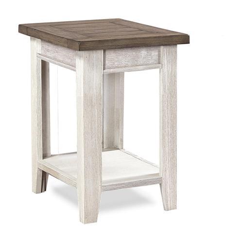 Eastport Chairside Table