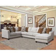 See Details - Adel Sectional: Hand-Crafted In The USA (Customize Your Configuration & Fabric)