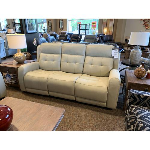Grant Power Reclining Leather Sofa