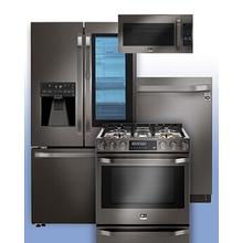 LG STUDIO - Save up to $1,000 after rebate when you purchase eligible LG Studio Kitchen Appliances. See 4-Pc Example.