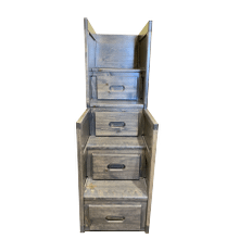 View Product - Bunkhouse Stairway Chest