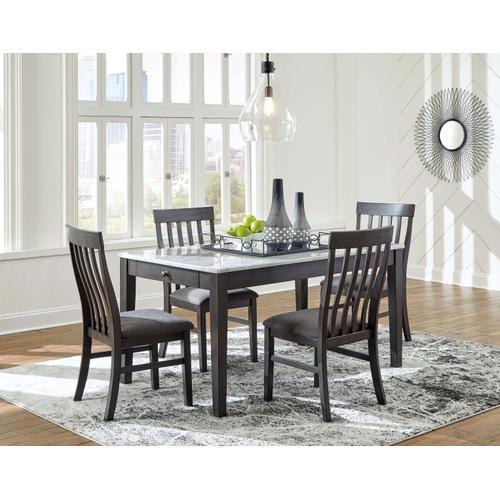 Luvoni 5 Piece Dining Room Set