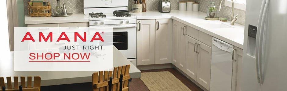 Amana Kitchen Appliances