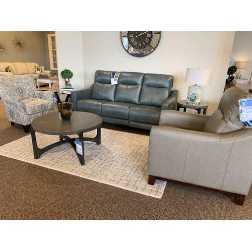 Forte Power Reclining Sofa & Recliner