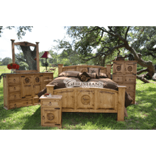 Tejas King 7 Piece Bedroom Set