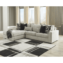 Ravenstone - Flint - 2-Piece Sectional with Left Facing Chaise