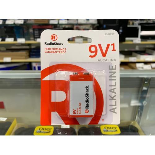 Alkaline Battery 9V 1-Pack