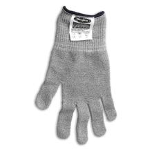 Microplane Cut Resistant Glove, Silver
