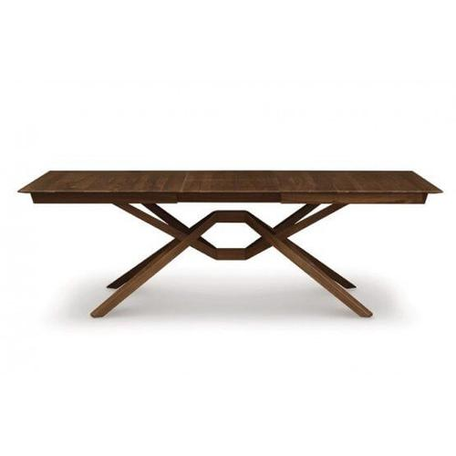 EXETER SINGLE LEAF EXTENSION TABLE IN WALNUT
