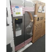 Samsung Side By Side Refrigerator RS25J500DSR (FLOOR MODEL)