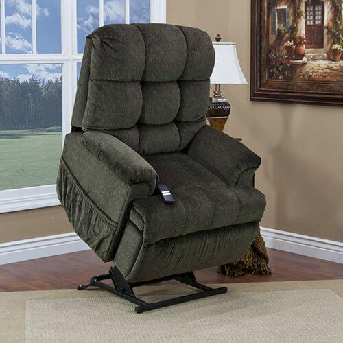 Full Sleeper Reclining Lift Chair