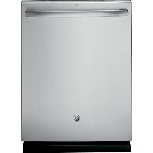 GE 48dBA Stainless Steel Top Control with Stainless Tub Dishwasher