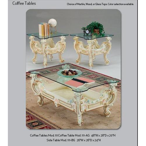 Coffee Table 111