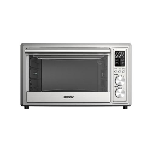 1.1 cu. ft. Stainless Steel Toaster Oven