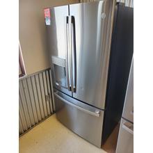 See Details - GE® ENERGY STAR® 27.7 Cu. Ft. Fingerprint Resistant French-Door Refrigerator