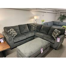 643 Small Sectional