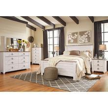See Details - 4-Piece Queen Bedroom