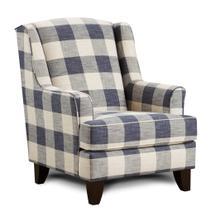 FUSION 260 Catalina Linen Yucatan Indigo Chair