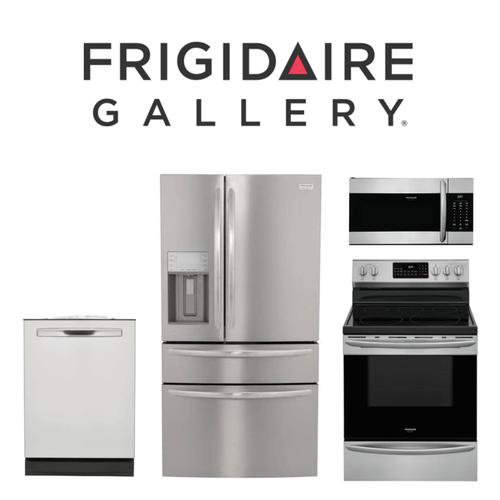 Frigidaire Gallery Premier Package. Price Valid Thru 5/19/21
