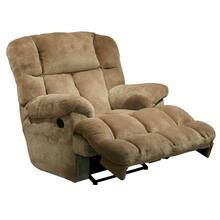 Camel Cloud 12 Chaise Rocker Recliner
