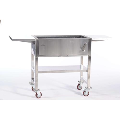 IG Charcoal BBQ YK-WD35-HNJA Outdoor BBQ