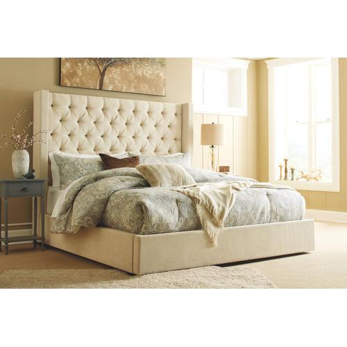 Norrister Upholstered Bed