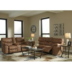 Boxberg- Bark Power Reclining Sofa and Loveseat