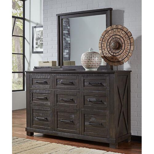 Sun Valley Dresser and Mirror