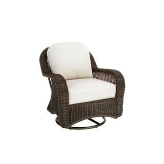 Calssic Wicker Swivel Glider