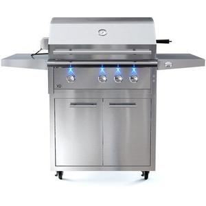 Floor Model - XO 36 inch Grill and Cart