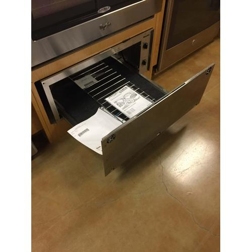 "CLOSEOUT SPECIAL!  27"" Panel Ready Warming Drawer - New & Unused AS-IS NO WARRANTY - ESW700-25P  SN#62290366"