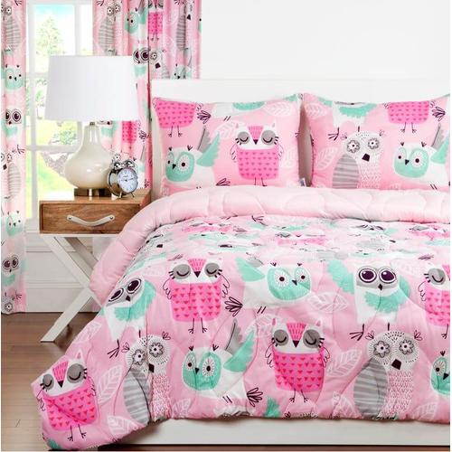 """Night Owl"" Crayola Comforter Sets Twin"