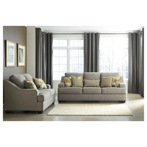 - Mandee Sofa and Loveseat Set