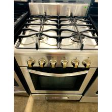"USED- 24"" Deluxe Gas Range - G24SSSTV-U SERIAL #1"