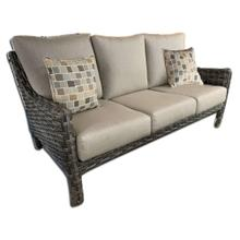 Inverness Wicker Sofa