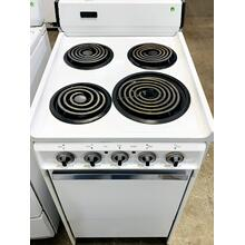 USED- WHITE TAPPAN 20 IN. COIL ELECTRIC RANGE-  E20WHCOIL-U SERIAL #2