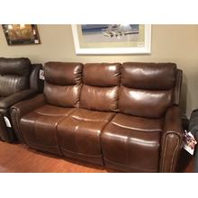 """Ellington"" Power Reclining Sofa with Power Headrest"