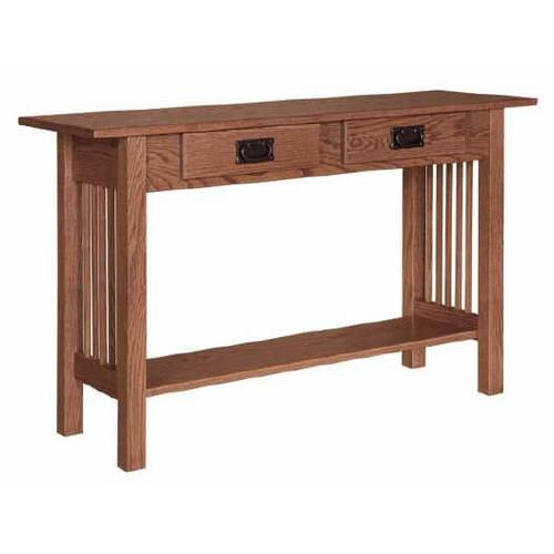 Mission 2- Drawer Sofa Table