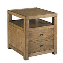 Juno End Table H679915 - Rustic