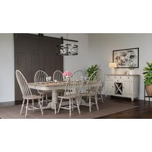 View Product - Table & 6 Chairs