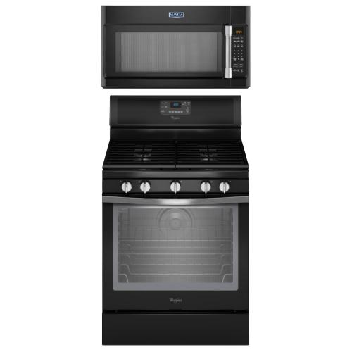 Packages - Buy the Freestanding Gas Range, Get the Microwave FREE!